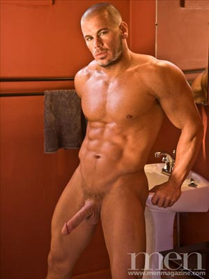 Naked gay men models